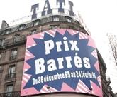 Le COVID-19 achève le magasin historique de Tati, boulevard Barbès à Paris