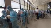Rapatriement de plus de 240 Vietnamiens à Taïwan (Chine)