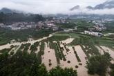 Message de sympathie du Premier ministre Nguyên Xuân Phuc aux sinistrés chinois