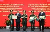 Le ministre de la Défense, Ngô Xuân Lich, se rend au Centre tropical Vietnam - Russie