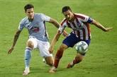 L'Atlético faiblit à Vigo, le podium en danger