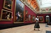 La National Gallery rouvre, premier grand musée londonien à se déconfiner