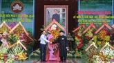 Célébration du 81e anniversaire de la fondation de l'Église bouddhique Hoà Hao