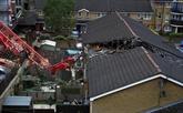 Un mort et quatre blessés dans l'effondrement d'une grue à Londres