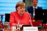 Merkel appelle à l'unité de l'UE sur le plan de relance économique