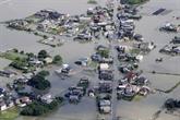 Inondations au Japon : au moins 61 morts, pluies record dans le Centre