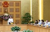 Accélérer la réforme institutionnelle pour la compétitivité économique