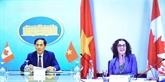 Le Vietnam et le Canada tiennent leurs consultations politiques
