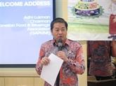 Les professionnels des aliments et boissons indonésiens misent sur le RCEP