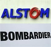 Alstom/Bombardier : feu vert de l'UE à la naissance d'un géant ferroviaire