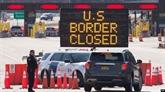 Le Canada prolonge la fermeture de ses frontières, sauf aux Américains
