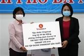 Les entreprises soutiennent le combat contre le COVID-19 à Dà Nang