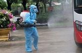 L'hôpital de campagne de Hoà Vang à Dà Nang prêt à traiter les patients