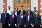 Les ambassadeurs des pays de l'ASEAN en Russie apprécient le rôle du Vietnam