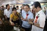 Ouverture de la Fête des longanes de Hung Yên 2020