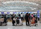Rapatriement de 313 Vietnamiens de la République de Corée