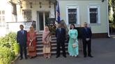 Promotion des relations entre l'ASEAN et l'Ukraine