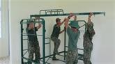 Des soldats en première ligne dans le combat contre le COVID-19