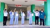 Quatre premiers cas de COVID-19 liés à l'épidémie à Dà Nang guéris