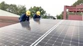 Plus de 42.180 projets d'énergie solaire sur les toits installés dans le pays