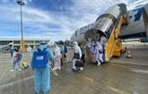 COVID-19 : rapatriement de plus de 260 Vietnamiens des EAU