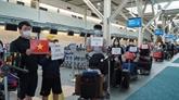 Plus de 300 Vietnamiens rapatriés du Canada et de République de Corée