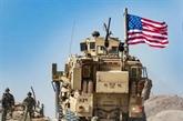 Le Pentagone va réduire ses effectifs à moins de 5.000 soldats américains fin novembre