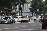 La police de la Maison Blanche blesse un suspect, Trump interrompt son point de presse