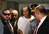 Paraguay : Ronaldinho fixé sur son sort le 24 août, selon des sources judiciaires