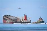 Maurice : arrivée d'experts de l'ONU pour lutter contre la marée noire