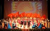 Maintes activités en l'honneur de la Révolution d'août et de la Fête nationale