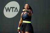 Tennis : Serena Williams s'impose pour son retour