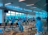 Rapatriement plus de 240 citoyens vietnamiens de Singapour