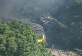 Écosse : trois morts dans le déraillement d'un train
