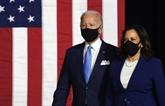 Biden et Harris promettent ensemble de