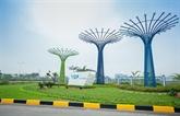 Immobilier industriel : empreintes d'investissement de Singapour