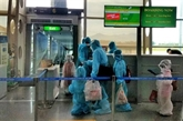 Deux-cent-trente passagers bloqués à Dà Nang transportés vers Hanoï par Vietjet