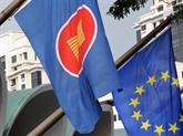 L'UE annonce trois nouveaux programmes de coopération avec l'ASEAN