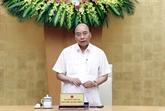 Le PM exhorte Phu Tho à faire du tourisme un fer de lance économique