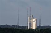 Le lancement d'Ariane 5 de nouveau reporté
