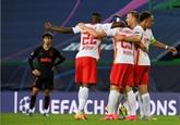 C1 : le nouveau phénomène Leipzig, trop fort pour l'Atlético