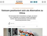 Média allemand : le Vietnam, une destination attrayante pour les investisseurs