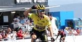 Dauphiné : Roglic s'impose dans la 2e étape
