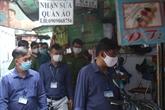 Bas les masques : 841 personnes sanctionnées à Hô Chi Minh-Ville