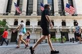 Wall Street finit la semaine en ordre dispersé
