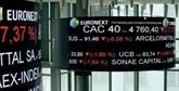 La Bourse de Paris, rattrapée par ses angoisses, glisse à la clôture (-1,58%)