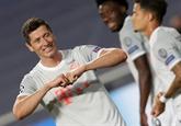 C1 : le Bayern dévore Barcelone et affirme son statut de favori