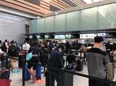 Vietnam Airlines rapatrie plus de 350 citoyens vietnamiens du Japon