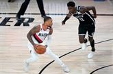 NBA : Lillard meilleur joueur de la fin de saison régulière