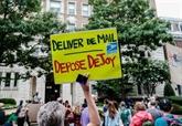 Trump accusé de vouloir détruire la poste américaine à des fins électorales